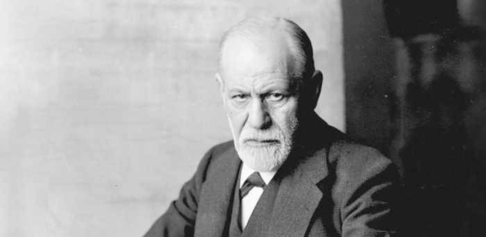 Portrait of Freud
