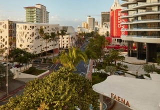 Faena district view