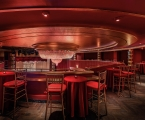faena theater upper bar area overlooking stage